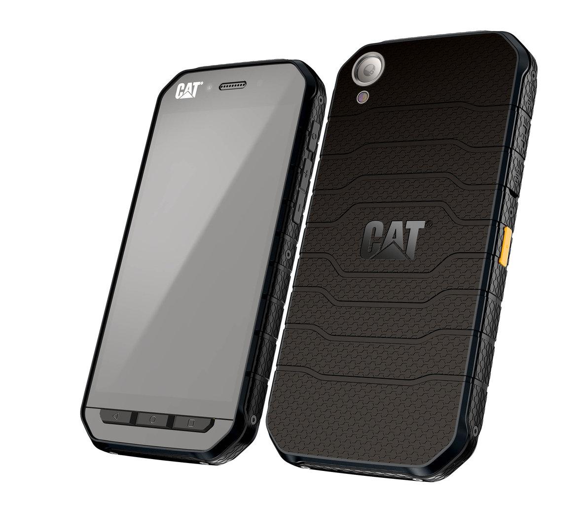 CAT S41 3GB/32GB DUAL SIM - BLACK