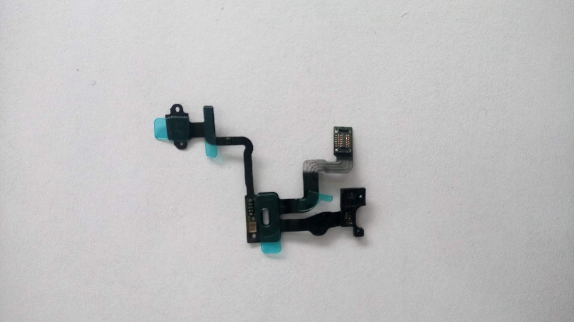 Flex Sensor luminosidade iPhone 4S