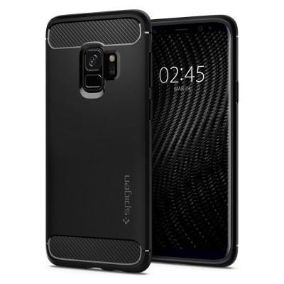 Capa Samsung Galaxy S9 - Armor Preto