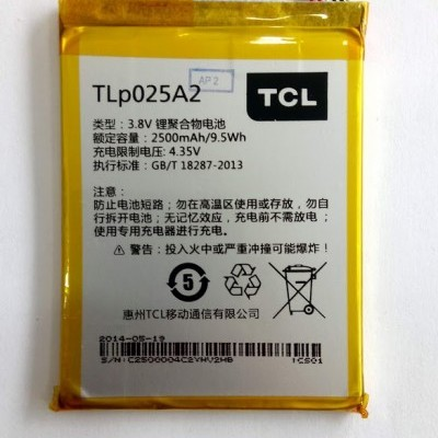 Bateria Alcatel One Touch TLP025A2