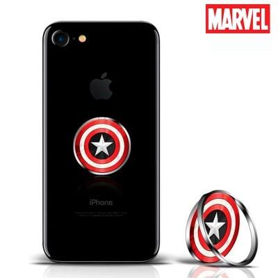 Suporte SpinGrips Marvel Capitão América