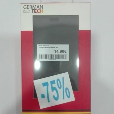 Capa Redmi Note 4X