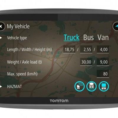 GPS TOMTOM Go Professional 6200