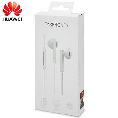 Auriculares com fios Original Huawei - Branco