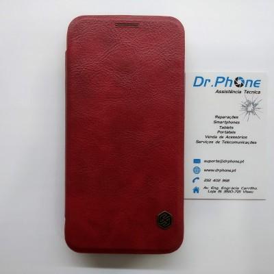 Capa agenda de pele sintética Samsung