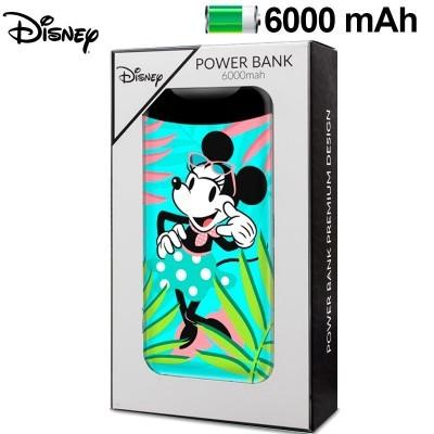 Power Bank Micro-usb 6000 mAh - Minnie