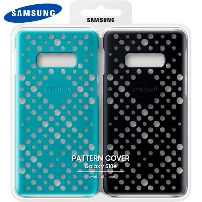 Capa Original Samsung G970 Galaxy S10e - Pattern Multicor