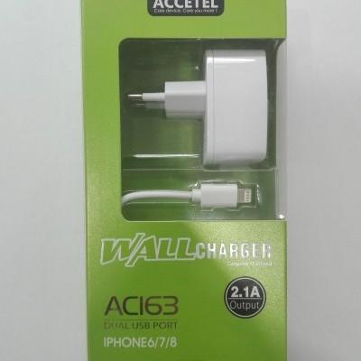 Carregador iPhone Branco