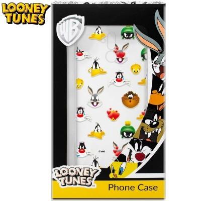 Looney Tunes Caras - Transparente
