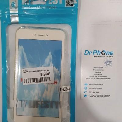 Capa Xiaomi Redmi Note 5A