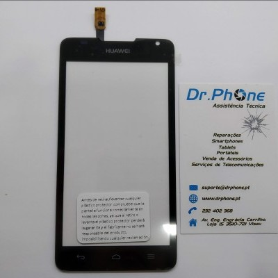 Touch Huawei Ascend Y625 - Preto
