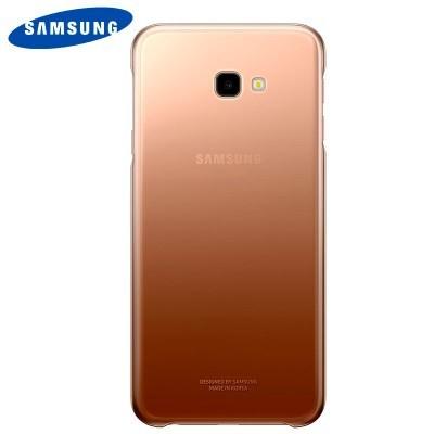 Capa Original Samsung Galaxy J4+ 2018 Gradation - Dourado
