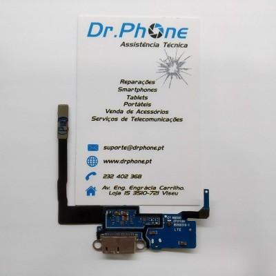 Flex com conector de carga, micro USB para Samsung Galaxy Note 4