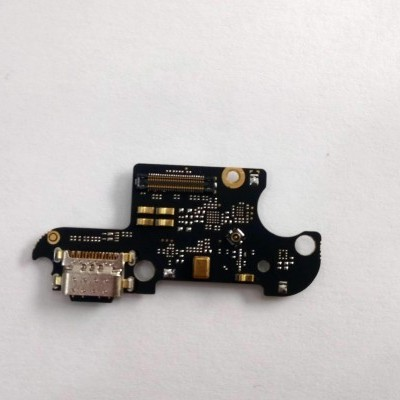 Placa auxiliar com conector de carga Xiaomi Mi8