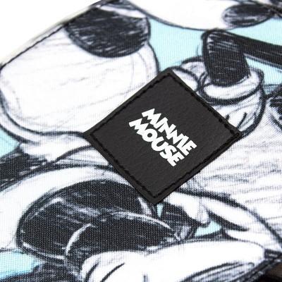 """Mochila para Portátil 13 -14"""" Disney Minnie - Verde"""