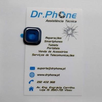Tampa traseira de câmara para Samsung Galaxy Note 5, N920F - Azul
