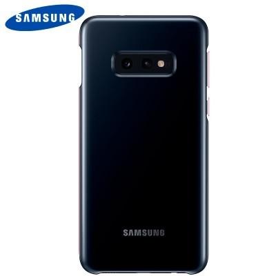 Capa Original Samsung G970 Galaxy S10e LED Cover - Preto