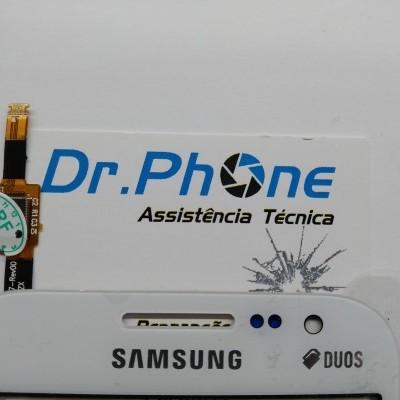 Touch Samsung Core Prime G360F - Branco