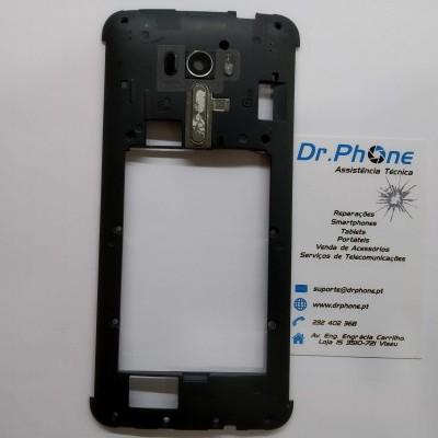 Carcasa intermedia para Asus Zenfone Selfie, ZD551KL