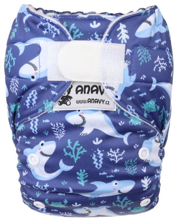 Fralda Anavy EASY AI2 (Velcro)