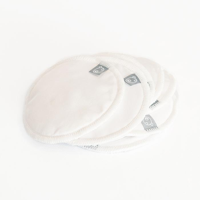Discos de Amamentação Reutilizáveis La Petite Ourse (10unds.)