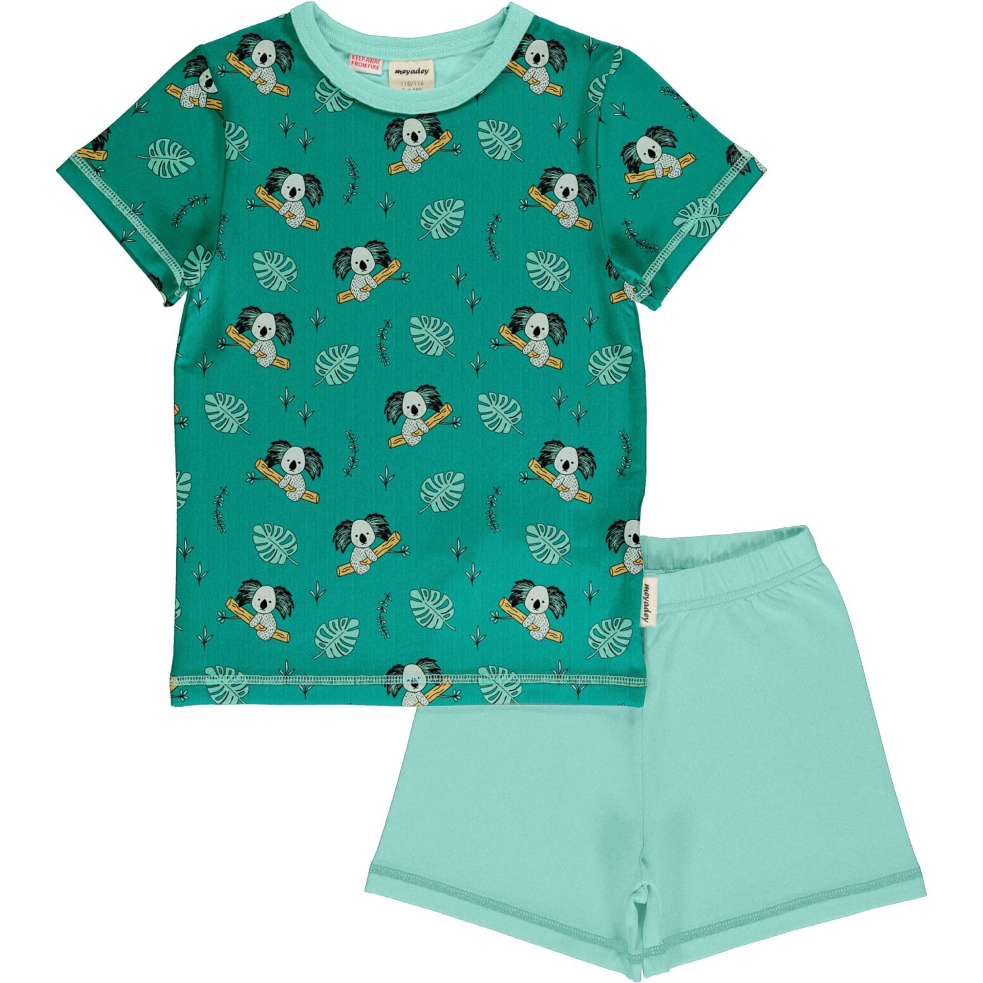 Pijama Koala Garden Meyaday (Tamanhos disponíveis 18-24m, 3-4a, 5-6a, 7-8a, 9-10a)