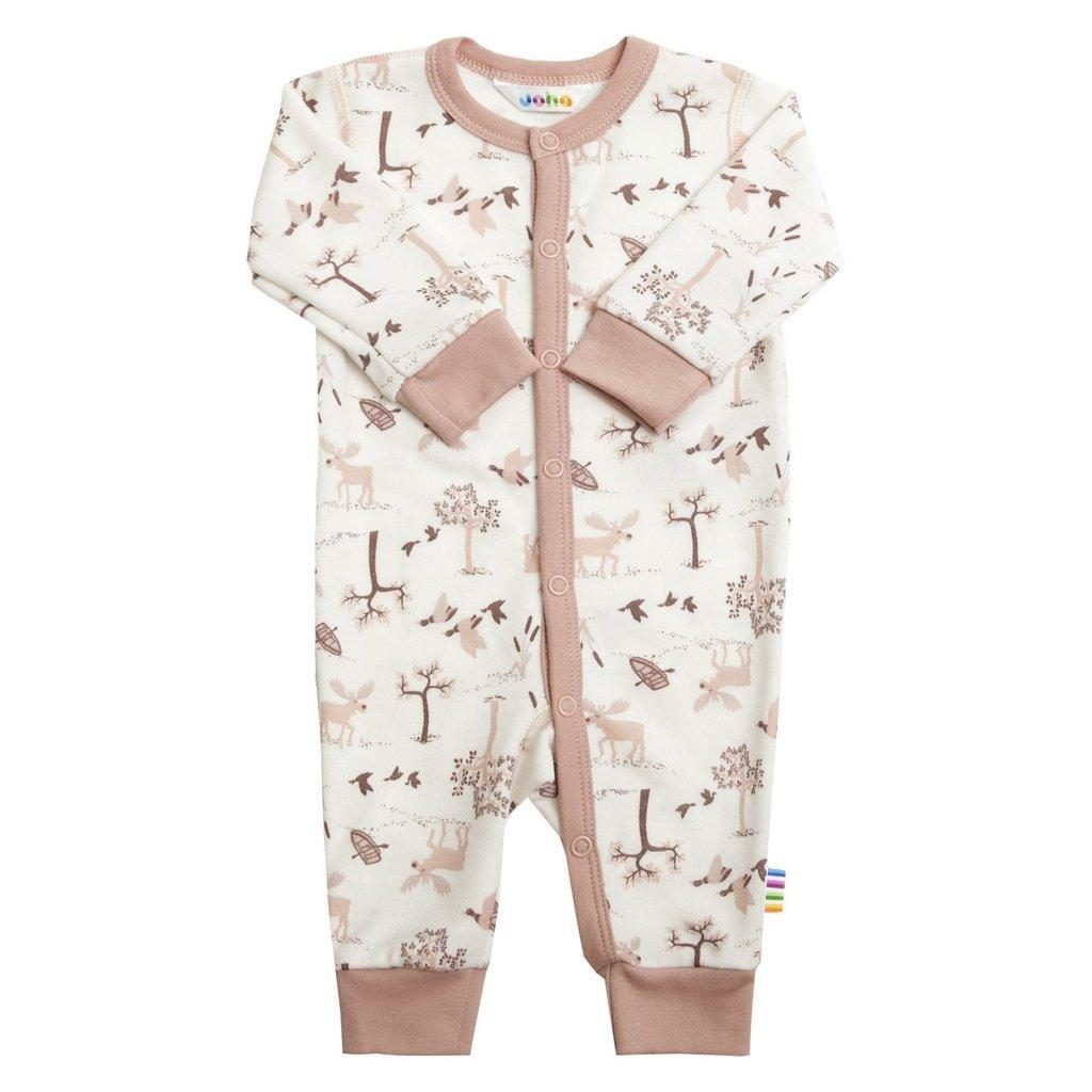 Babygrow Forest Creamy Pink JOHA