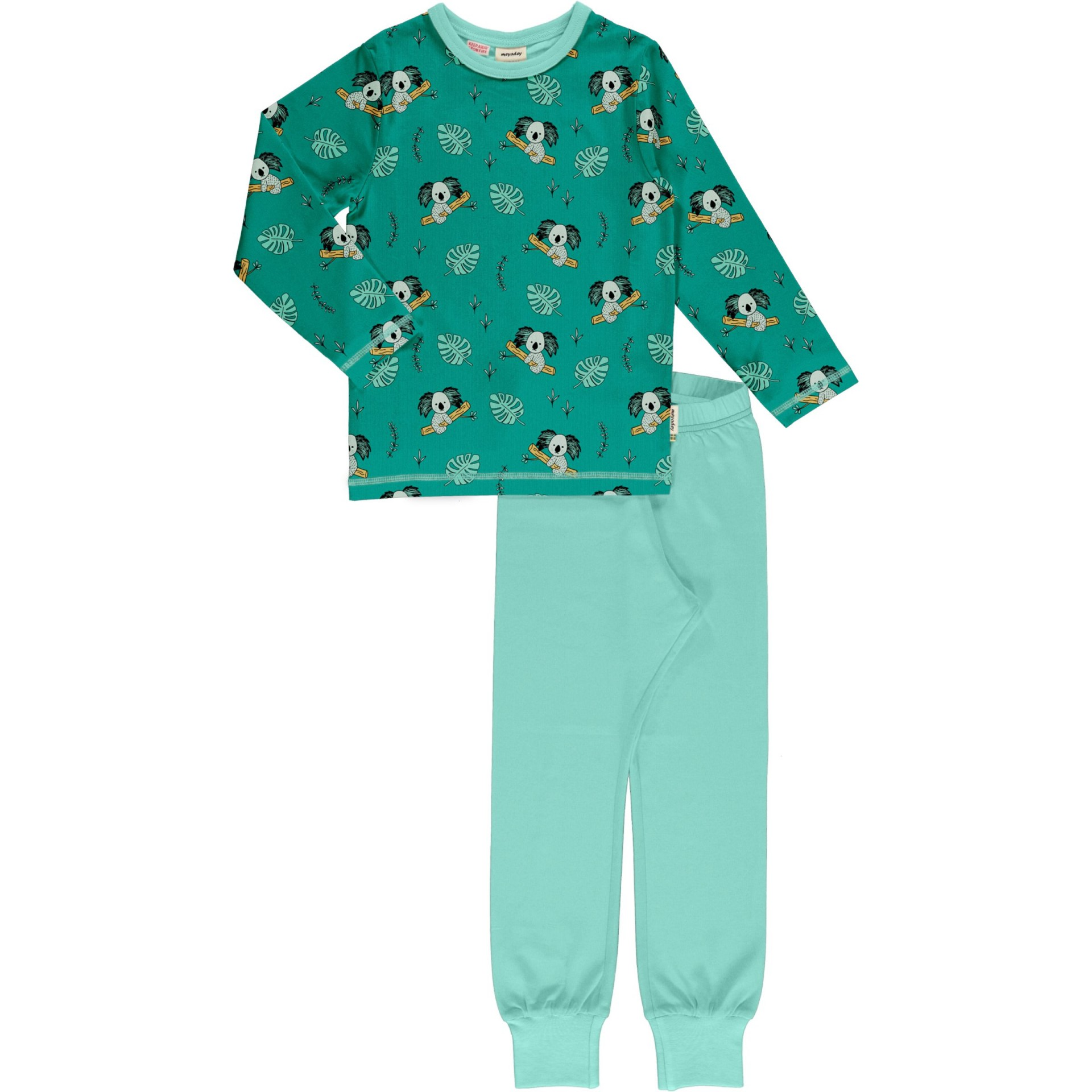 Pijama KOALA GARDEN Meyaday (Tamanhos disponíveis 9-12m, 18-24m, 3-4a, 5-6a, 7-8a, 9-10a)