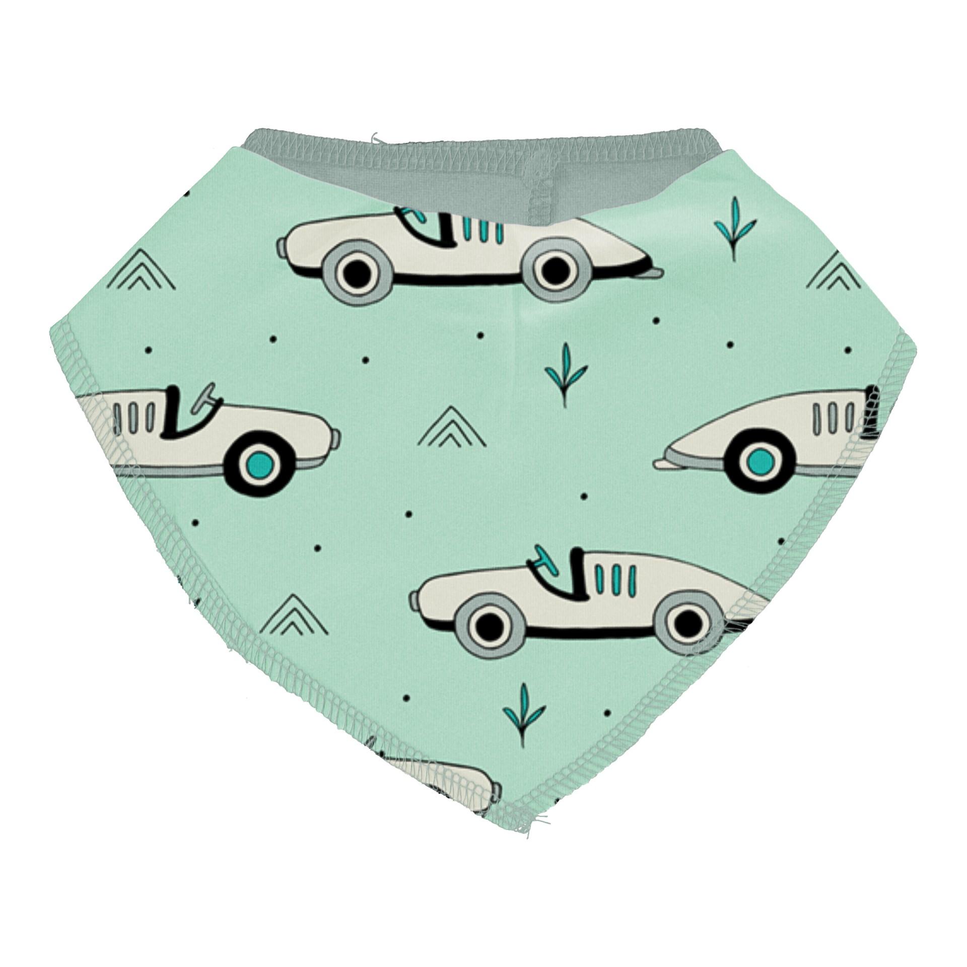 Bandana/Babete Race Cars Meyaday (Tamanho único)