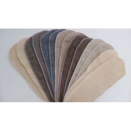 Liner/absorvente de lã merino Responsible Mother (1und.)