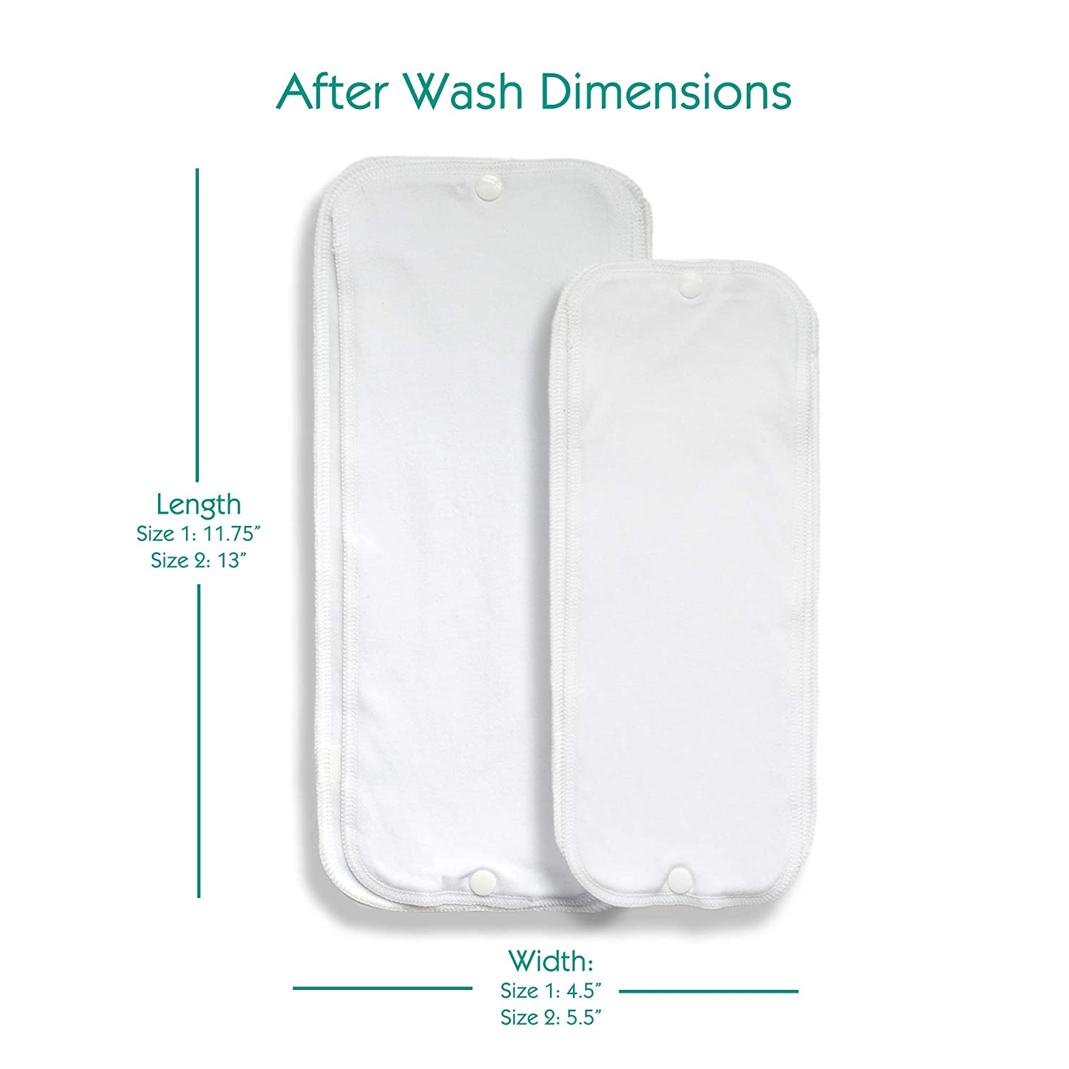 Absorventes Natural Duo Insert Thirsties (2unds.)