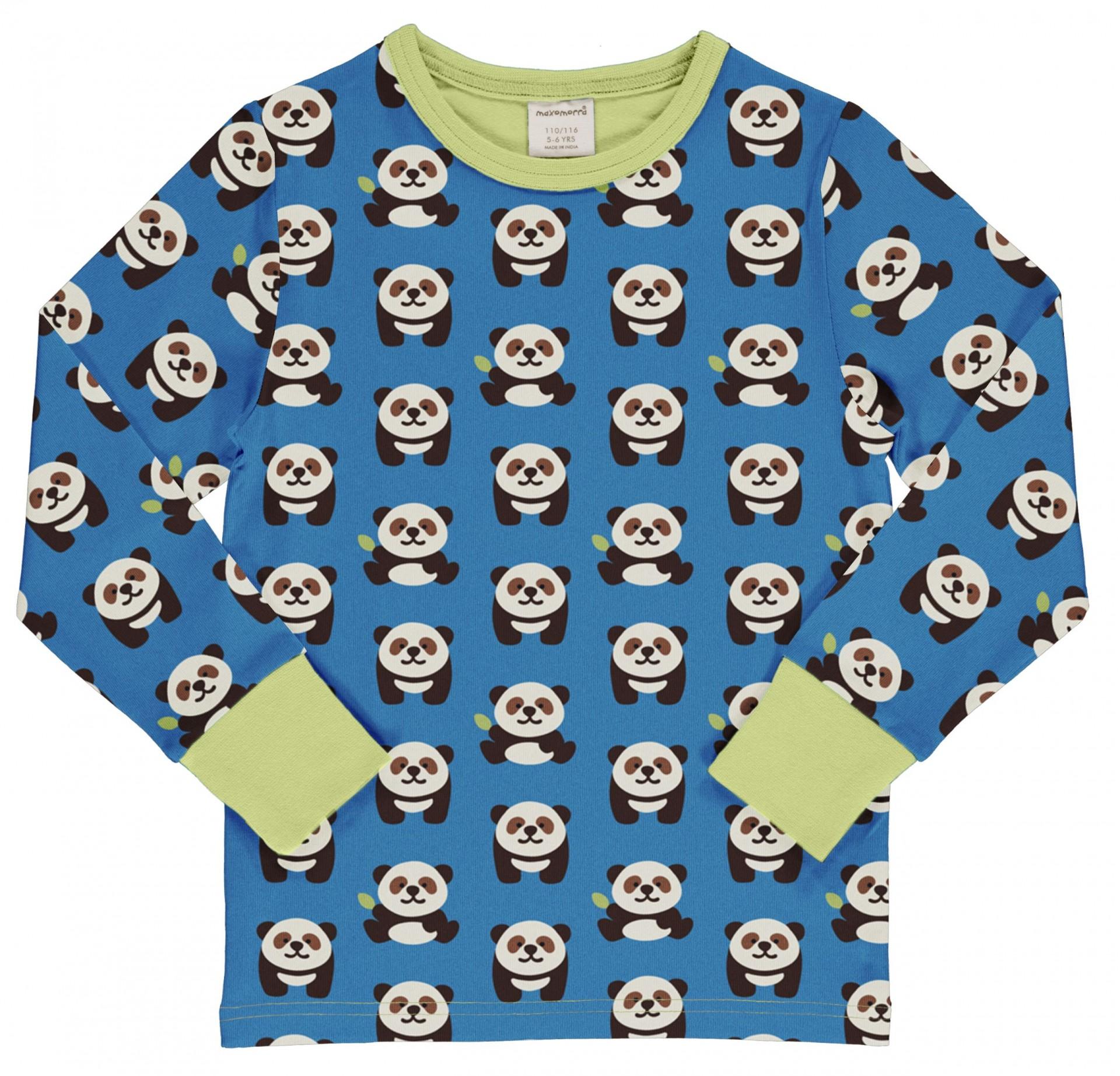 Camisola Playful Panda Maxomorra (Tamanhos disponíveis 9-12)