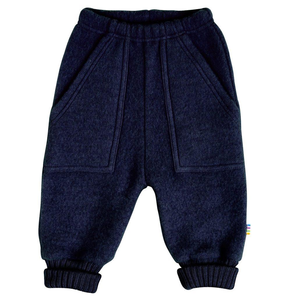 Calças Marine fleece wool JOHA