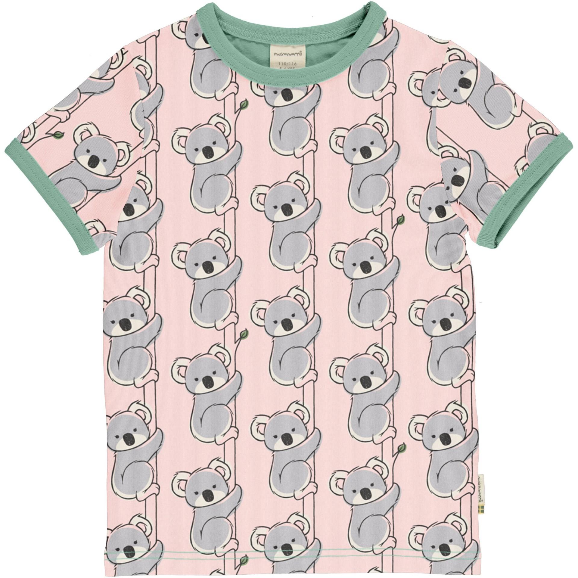 T-shirt de adulto Koala Maxomorra (Tamanhos disponíveis XS)