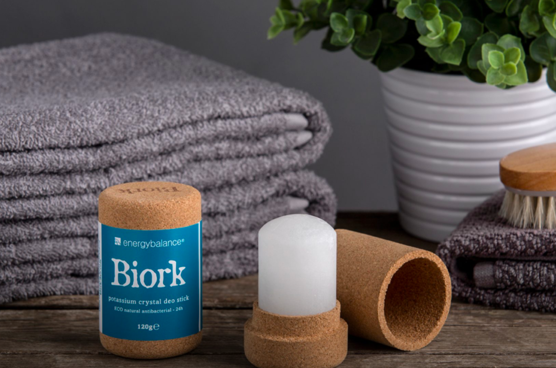 Desodorizante Natural Biork