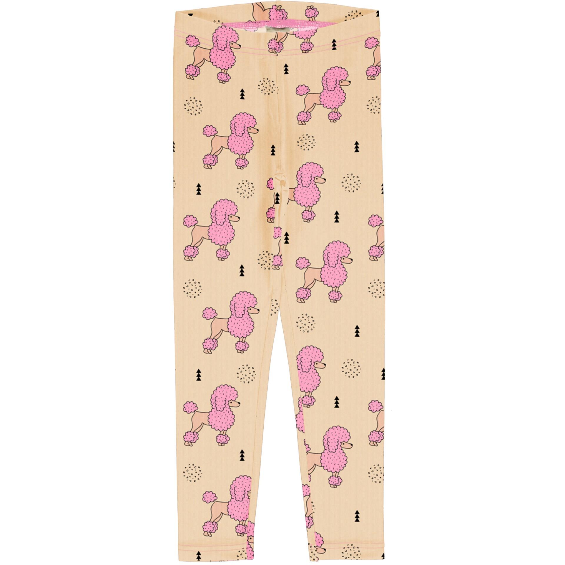 Leggings Perky Poodle Meyaday (Tamanhos disponíveis 9-12m, 18-24m)