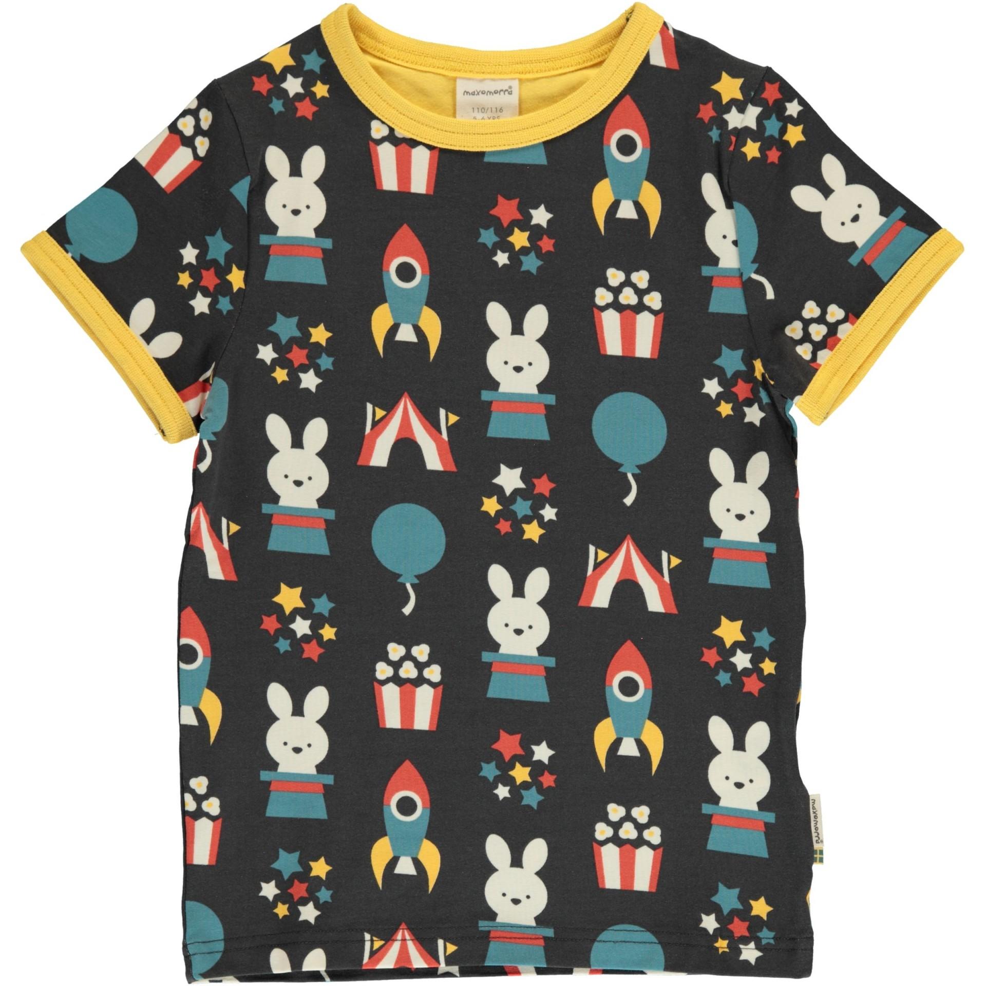 T-shirt Fun Park Maxomorra (Tamanhos disponíveis 18-24m, 3-4a)
