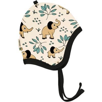 Gorro com fitas ELEPHANT GARDEN Meyaday (Tamanhos disponíveis 40, 44 e 48)