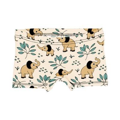 Cuecas calção ELEPHANT GARDEN Maxomorra (Tamanhos disponíveis 9-12m, 18-24m, 3-4a, 5-6a, 9-10a)