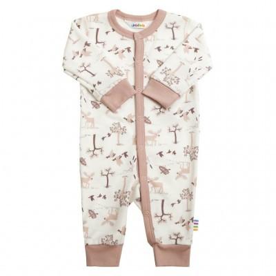 *Pré encomenda* Babygrow Forest Creamy Pink JOHA