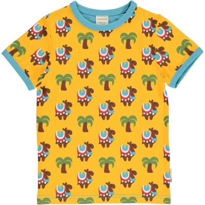 T-shirt Camel Caravan Maxomorra (Tamanhos disponíveis 18-24m)