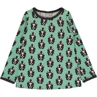 Blusa LS SKUNK Maxomorra (Tamanhos disponíveis 9-12m, 18-24m, 3-4a, 5-6a, 7-8a, 9-10a)