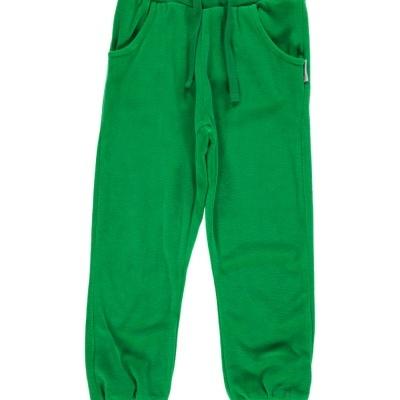 Calças c/bolsos veludo Green  Maxomorra