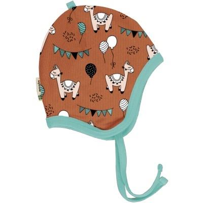 Gorro com fitas CAMEL PARTY Meyaday (Tamanhos disponíveis 40, 44 e 48)