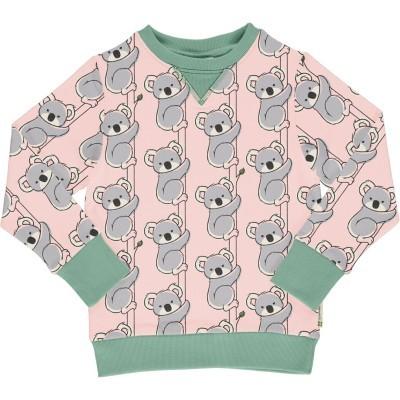 Camisola Sweatshirt Koala Maxomorra (Tamanhos disponíveis 18-24m, 3-4a, 5-6a, 7-8a)