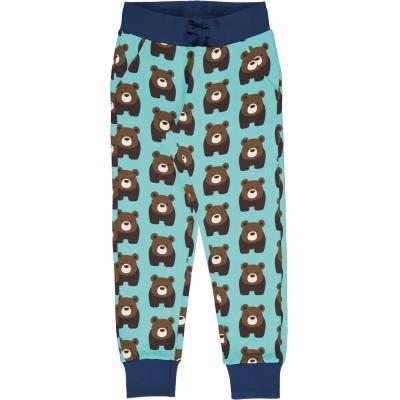 Calças de Sweat c/bolsos Bear Maxomorra (Tamanhos disponíveis 9-10a)