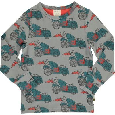 Camisola Hot Rod Maxomorra (Tamanhos disponíveis 18-24m, 3-4a, 5-6a, 7-8a)
