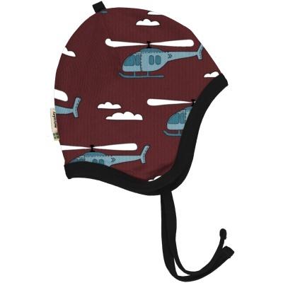 Gorro com fitas HELICOPTER Meyaday (Tamanhos disponíveis 44 e 48)