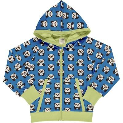 Casaco com capuz Playful Panda Maxomorra (Tamanhos disponíveis  9-12m, 18-24m)