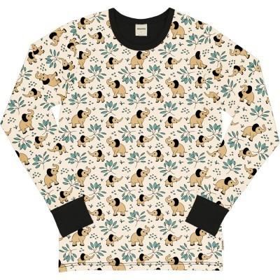 Camisola de adulto ELEPHANT GARDEN Maxomorra (Tamanhos disponíveis XS, S, M, L, XL)